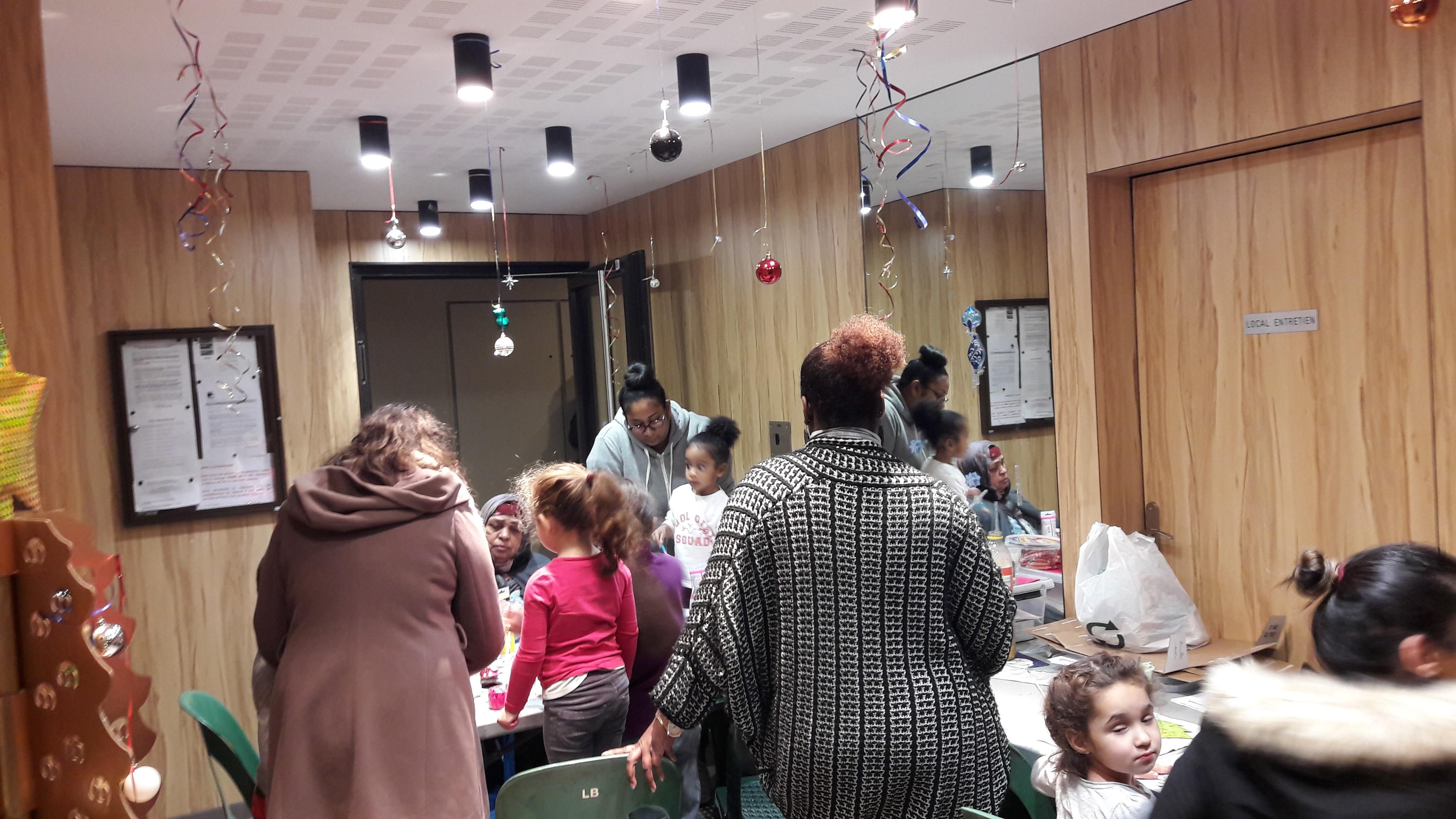 Noël 2018 au quartier Pasteur