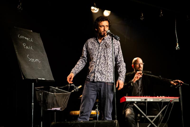 Un concert d'un nouveau genre avec Arthur Ribo