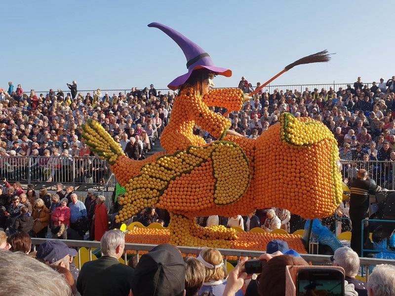 Des Brévannais au carnaval de Nice