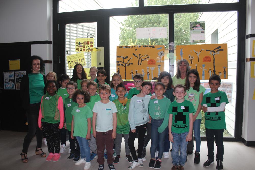 L'école Jean-Louis Marquèze se met au vert
