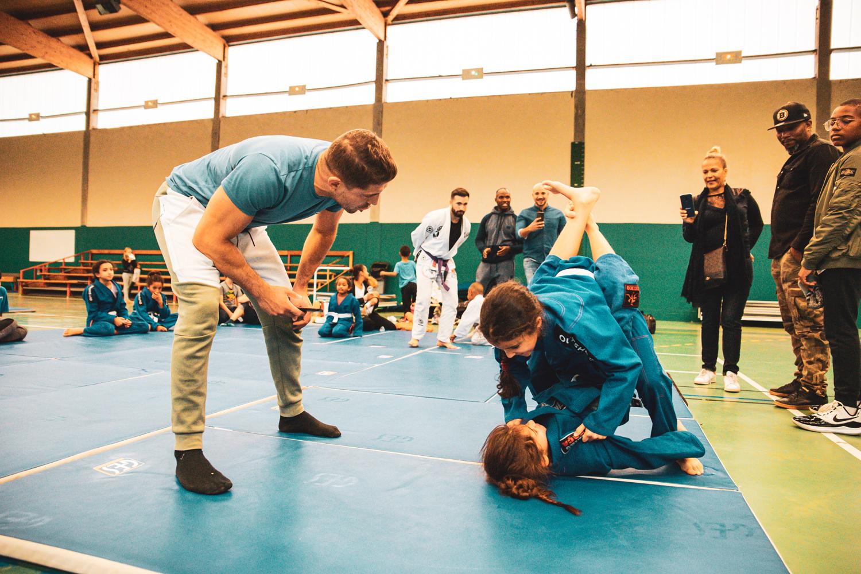 Dimanche Sportif: découverte des sports de combat