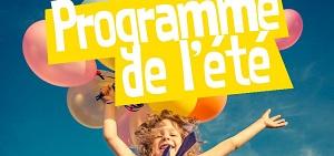 Eté 2017: programme d'activités pour les enfants