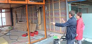 Groupe Pasteur: quatre nouvelles salles de classe aménagées