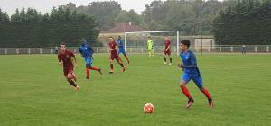 Tournoi international U16: Japon - Maroc
