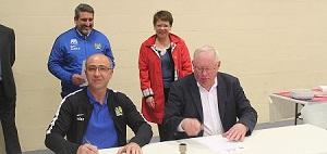 Un partenariat entre l'AJLB et la Sodern