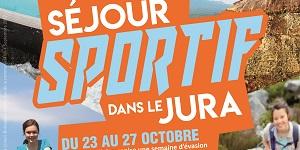 Séjour sportif dans le Jura