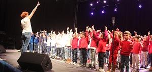 Rassemblement départemental des chorales à la Boîte à Clous