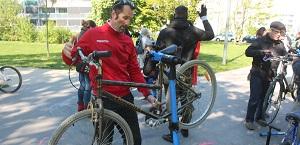 Balade à vélo et atelier autoréparation