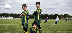 1300 petits rugbyman pour le 15ème Tournoi du Muguet