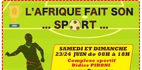 L'Afrique fait son sport...