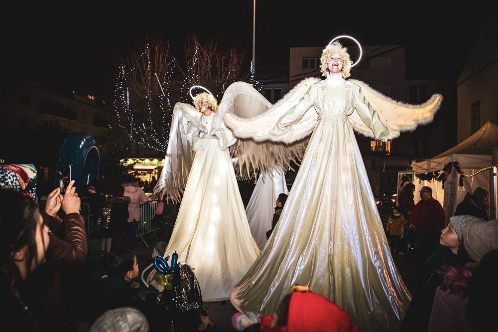 La magie de Noël à Limeil-Brévannes