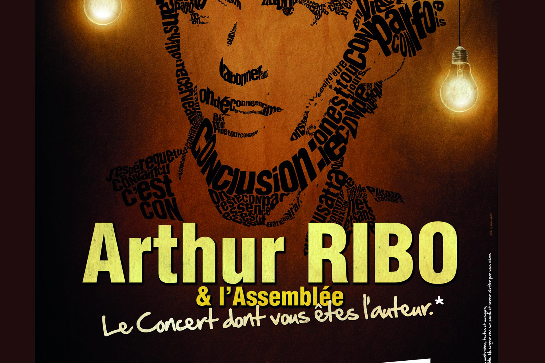 Arthur Ribo & l'Assemblée