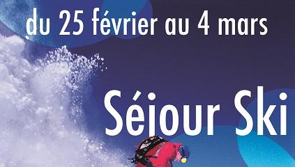 Séjour au ski en Haute-Savoie
