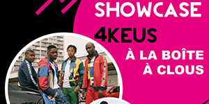 Showcase de 4Keus