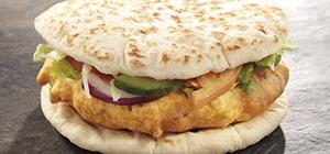Le royaume du naan burger