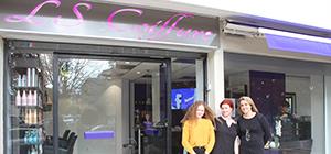 LS Coiffure ouvre un second salon dans la commune