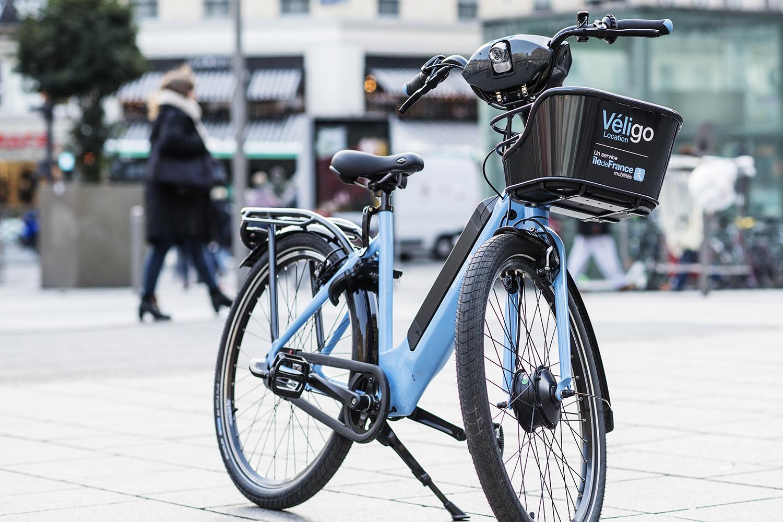 Testez le vélo Véligo!
