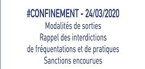 Covid19 - Confinement