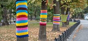 La Ville de Limeil-Brévannes vous invite à participer à un projet collectif de Yarn Bombing