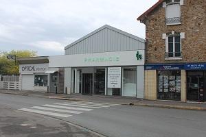 Transfert de la pharmacie Centre Limeil