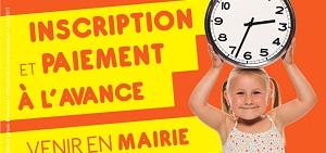 Vacances de Printemps- Inscription et paiement jusqu'au 15 mars
