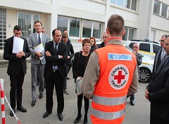 La Croix Rouge à Limeil-Brévannes, un dispositif unique!